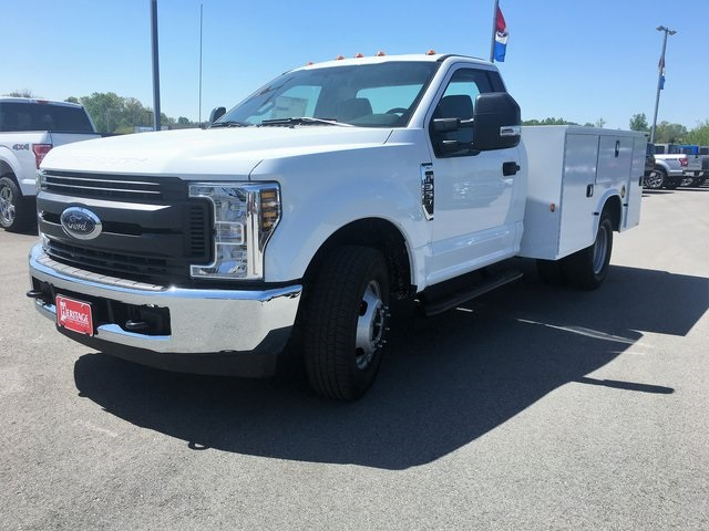 2018 F-350 Regular Cab DRW, Service Body #JEB92898 - photo 5