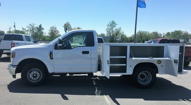 2018 F-350 Regular Cab DRW, Service Body #JEB92898 - photo 6