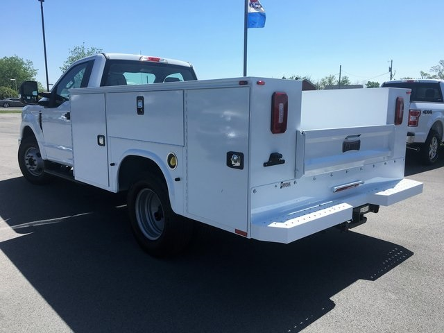 2018 F-350 Regular Cab DRW, Service Body #JEB92898 - photo 9