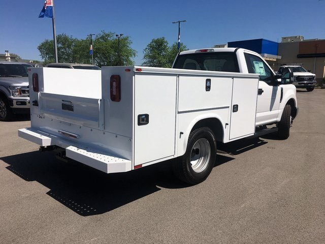 2018 F-350 Regular Cab DRW, Service Body #JEB92898 - photo 2