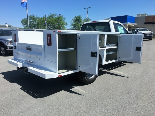 2018 F-350 Regular Cab DRW, Service Body #JEB92898 - photo 3