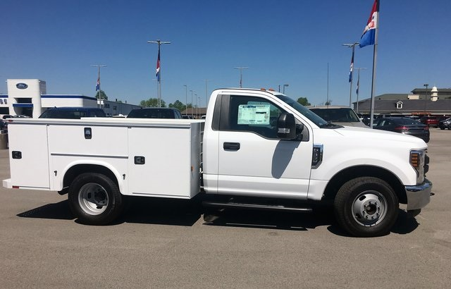 2018 F-350 Regular Cab DRW, Service Body #JEB92898 - photo 15