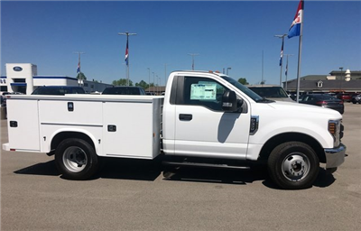 2018 F-350 Regular Cab DRW, Service Body #JEB92898 - photo 13