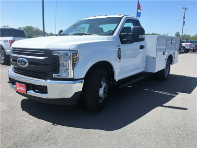 2018 F-350 Regular Cab DRW 4x2,  Knapheide Standard Service Body #JEB92898 - photo 5