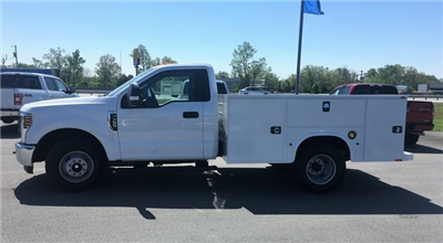 2018 F-350 Regular Cab DRW 4x2,  Knapheide Standard Service Body #JEB92898 - photo 6