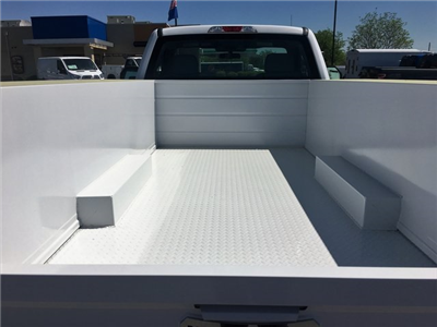 2018 F-350 Regular Cab DRW 4x2,  Knapheide Standard Service Body #JEB92898 - photo 12