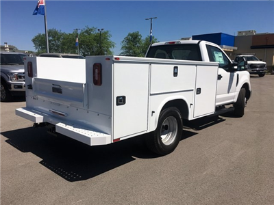 2018 F-350 Regular Cab DRW 4x2,  Knapheide Standard Service Body #JEB92898 - photo 2