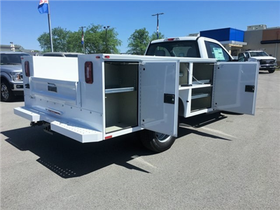 2018 F-350 Regular Cab DRW 4x2,  Knapheide Standard Service Body #JEB92898 - photo 3