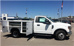 2018 F-350 Regular Cab DRW 4x2,  Knapheide Standard Service Body #JEB92898 - photo 16