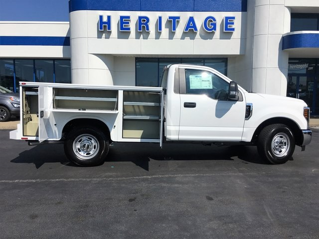 2018 F-250 Regular Cab 4x2,  Knapheide Service Body #JEC82216 - photo 16