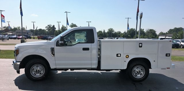 2018 F-250 Regular Cab 4x2,  Knapheide Service Body #JEC82216 - photo 8