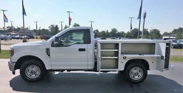 2018 F-250 Regular Cab 4x2,  Knapheide Service Body #JEC82216 - photo 9