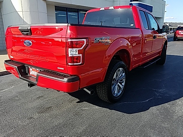 2018 F-150 Super Cab 4x4 Pickup #JFA60144 - photo 2