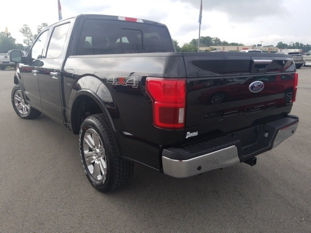 2018 F-150 SuperCrew Cab 4x4,  Pickup #JFD82560 - photo 11
