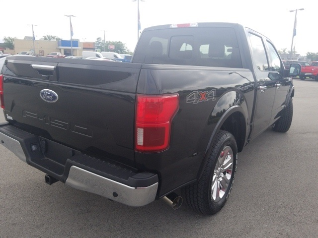 2018 F-150 SuperCrew Cab 4x4,  Pickup #JFD82560 - photo 2