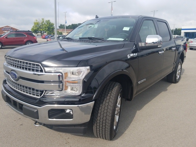 2018 F-150 SuperCrew Cab 4x4,  Pickup #JFD82560 - photo 4
