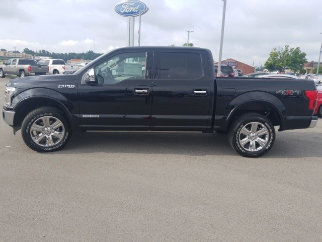 2018 F-150 SuperCrew Cab 4x4,  Pickup #JFD82560 - photo 5