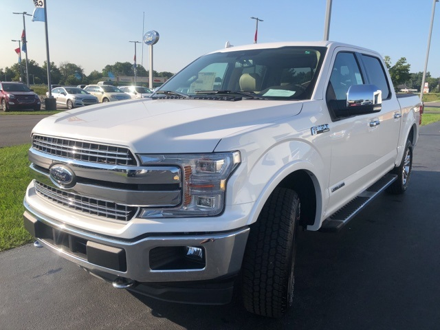 2018 F-150 SuperCrew Cab 4x4,  Pickup #JFD82807 - photo 4