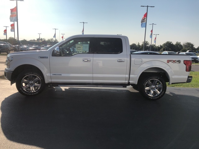 2018 F-150 SuperCrew Cab 4x4,  Pickup #JFD82807 - photo 5