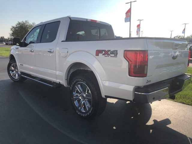 2018 F-150 SuperCrew Cab 4x4,  Pickup #JFD82807 - photo 6