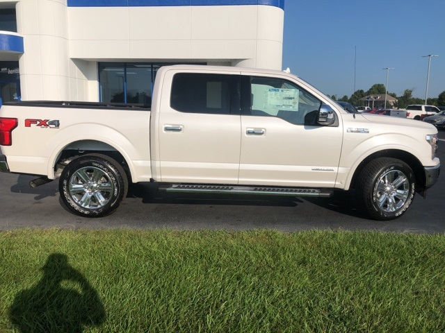 2018 F-150 SuperCrew Cab 4x4,  Pickup #JFD82807 - photo 8