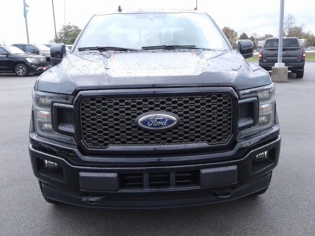 2018 F-150 SuperCrew Cab 4x4,  Pickup #JFE64627 - photo 3