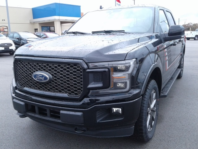 2018 F-150 SuperCrew Cab 4x4,  Pickup #JFE64627 - photo 4
