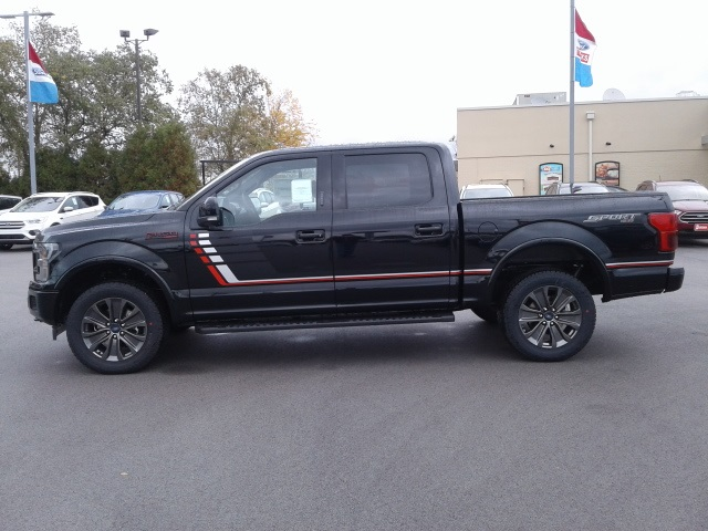 2018 F-150 SuperCrew Cab 4x4,  Pickup #JFE64627 - photo 5