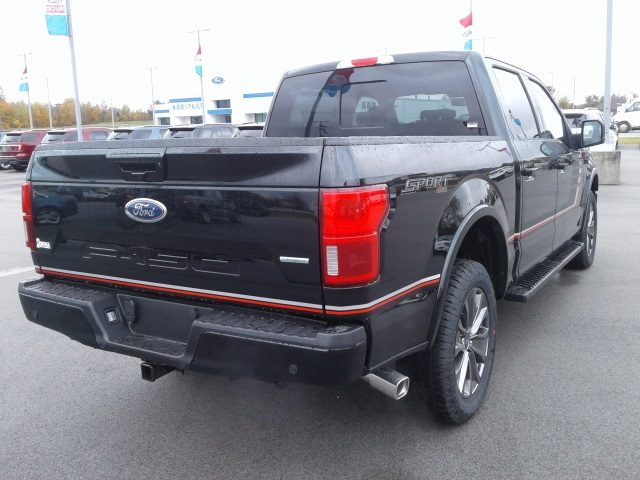 2018 F-150 SuperCrew Cab 4x4,  Pickup #JFE64627 - photo 2