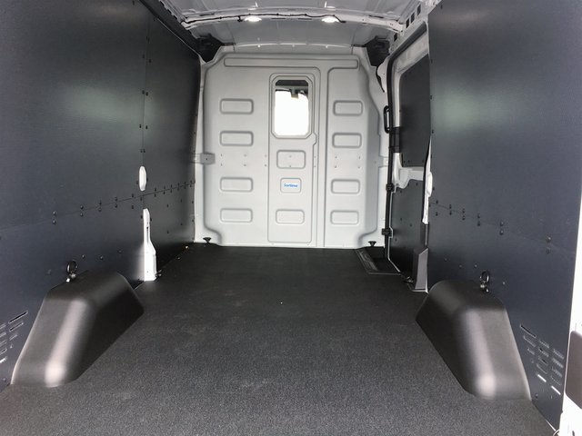 2018 Transit 250 Med Roof 4x2,  Empty Cargo Van #JKA75720 - photo 10
