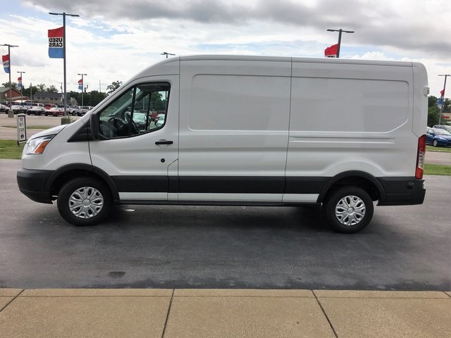 2018 Transit 250 Med Roof 4x2,  Empty Cargo Van #JKA75720 - photo 7