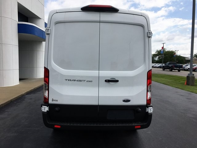 2018 Transit 250 Med Roof 4x2,  Empty Cargo Van #JKA75720 - photo 9