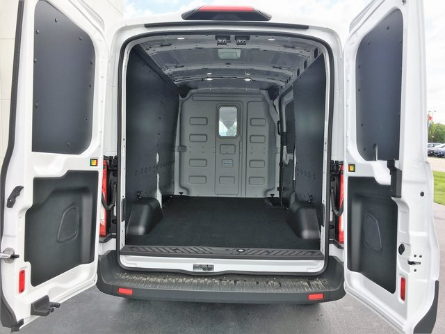 2018 Transit 250 Med Roof 4x2,  Empty Cargo Van #JKA75720 - photo 2