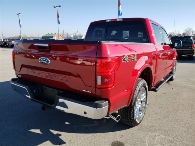 2018 F-150 SuperCrew Cab 4x4,  Pickup #JKA95293 - photo 2