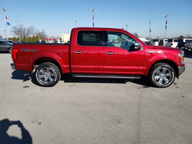 2018 F-150 SuperCrew Cab 4x4,  Pickup #JKA95293 - photo 12