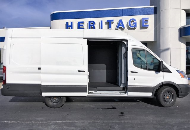 2018 Transit 350 High Roof 4x2,  Empty Cargo Van #JKB25736 - photo 11