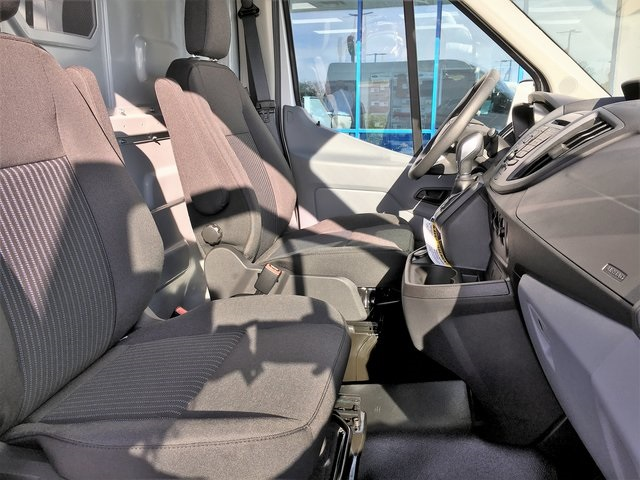 2018 Transit 350 High Roof 4x2,  Empty Cargo Van #JKB25736 - photo 14