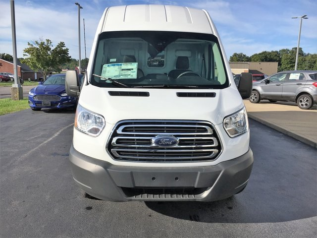 2018 Transit 350 High Roof 4x2,  Empty Cargo Van #JKB25736 - photo 4