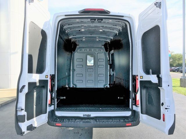 2018 Transit 350 High Roof 4x2,  Empty Cargo Van #JKB25736 - photo 2