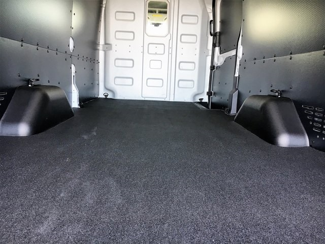 2018 Transit 350 High Roof 4x2,  Empty Cargo Van #JKB25736 - photo 8