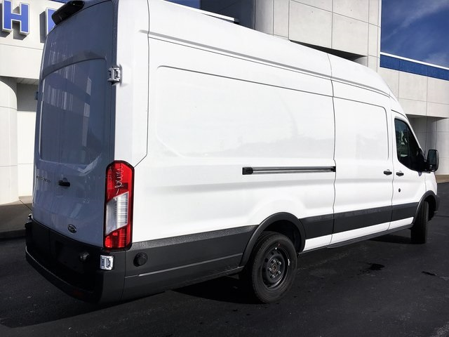 2018 Transit 350 High Roof 4x2,  Empty Cargo Van #JKB25736 - photo 9