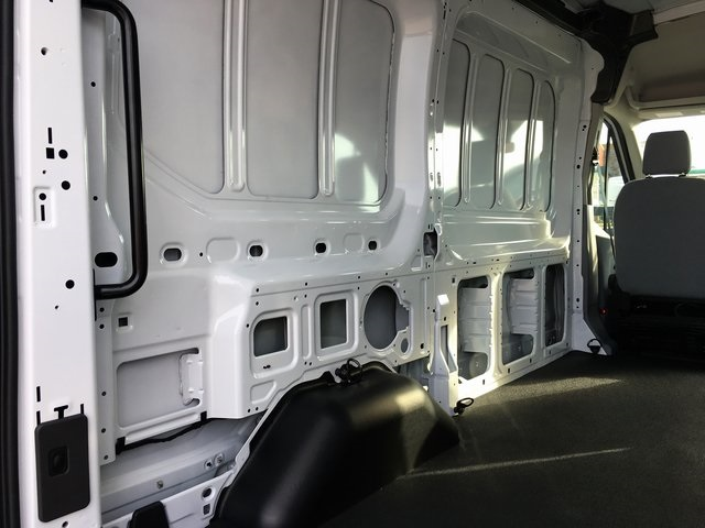 2018 Transit 250 Med Roof 4x2,  Empty Cargo Van #JKB28529 - photo 10