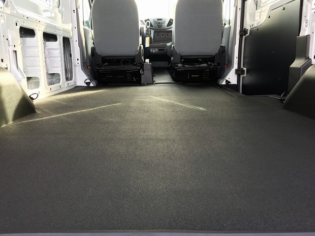 2018 Transit 250 Med Roof 4x2,  Empty Cargo Van #JKB28529 - photo 12
