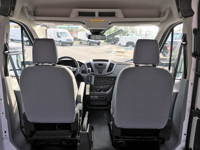 2018 Transit 250 Med Roof 4x2,  Empty Cargo Van #JKB28529 - photo 13
