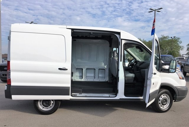 2018 Transit 250 Med Roof 4x2,  Empty Cargo Van #JKB28529 - photo 16