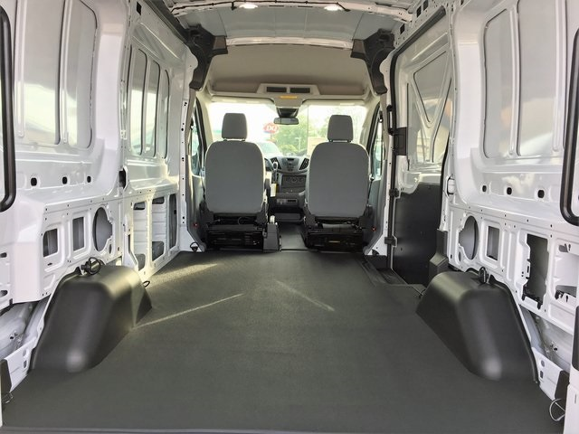 2018 Transit 250 Med Roof 4x2,  Empty Cargo Van #JKB28529 - photo 2