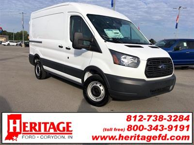 2018 Transit 250 Med Roof 4x2,  Empty Cargo Van #JKB28529 - photo 1