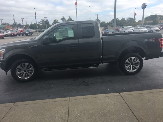 2018 F-150 Super Cab 4x4 Pickup #JKC31977 - photo 6