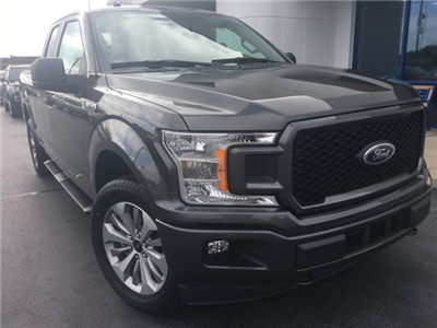 2018 F-150 Super Cab 4x4 Pickup #JKC31977 - photo 3