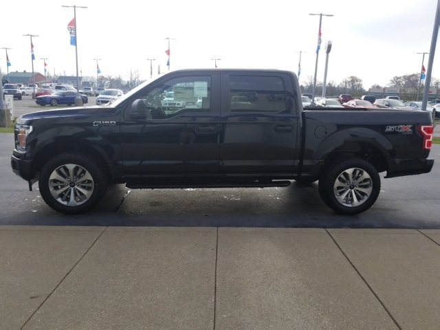 2018 F-150 Crew Cab 4x4 Pickup #JKC48502 - photo 5